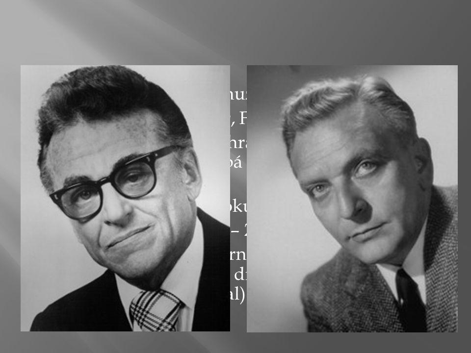  americký divadelní muzikál  1956, Alan Jay Lerner, Frederic Loewe  předloha - divadelní hra G.