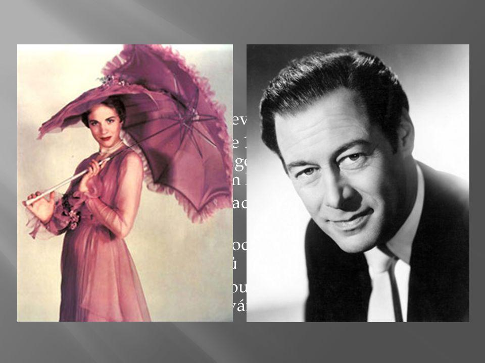  snaha vytvořit-1952  původní pracovní název byl My Fair Liza  Premiéra se konala dne 15.