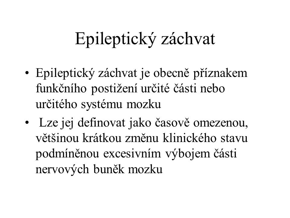 Terapie Diazepam 10-20 mg i.v., event.