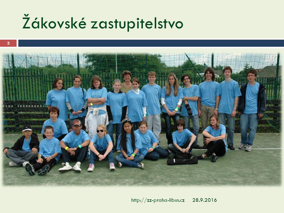 Žákovské zastupitelstvo 28.9.2016http://zz-praha-libus.cz 3