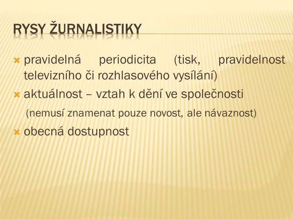  glosa, sloupek, kurzív(k)a – rysy publicistiky i beletrie (někdy označeny jako kurzíva fejetony, glosy, sloupky apod.