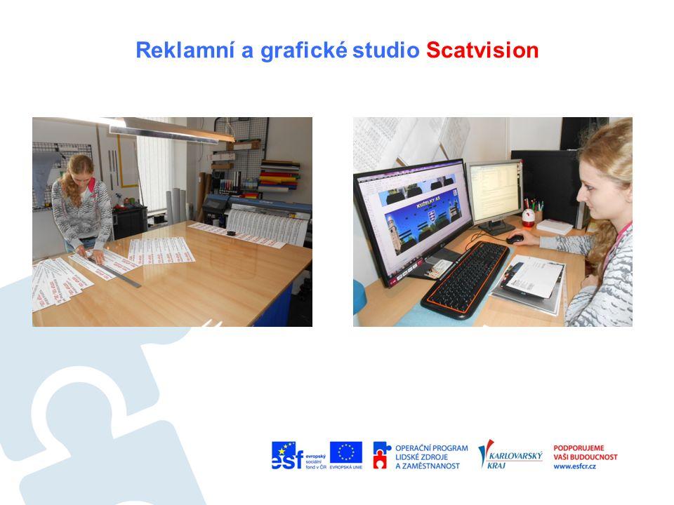 Reklamní a grafické studio Scatvision