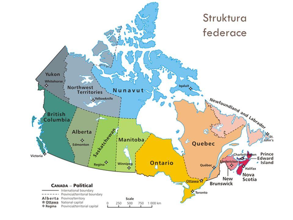 Struktura federace