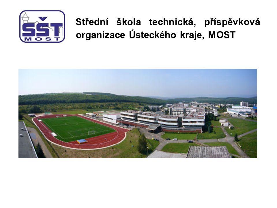 Střední škola technická, příspěvková organizace Ústeckého kraje, MOST