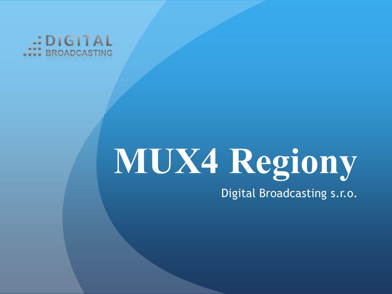 MUX4 Regiony Digital Broadcasting s.r.o.
