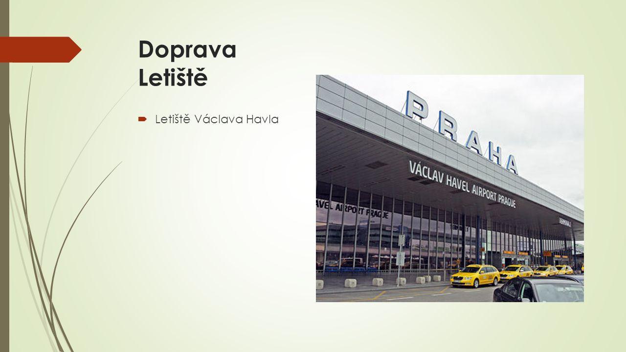 Doprava Letiště  Letiště Václava Havla