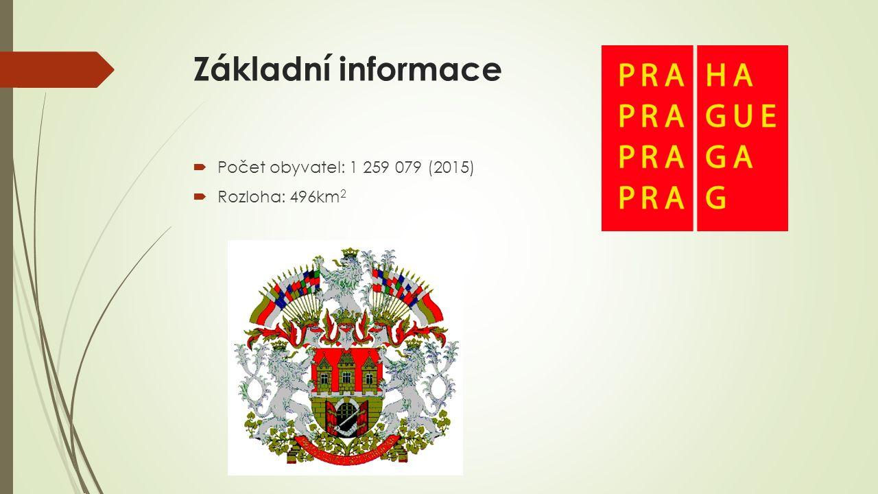 Základní informace  Počet obyvatel: 1 259 079 (2015)  Rozloha: 496km 2