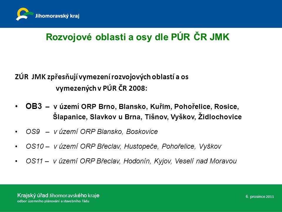 Koridor D37 – II/416 Hrušovany – Vojkovice – Blučina, šířka koridoru 150 m, přeložka s obchvaty sídel, bude prověřeno spolu s územní rezervou DR35 Vojkovice – Žabčice v rámci ÚS propojení R52 a I/53 s dálnicí D2 (v prostoru ORP Hustopeče Pohořelice, Židlochovice), podány námitky obcí Unkovice, nebylo jim vyhověno, ale řešení bude dále prověřováno v rámci výše uvedené ÚS Krajský úřad Jihomoravsk ého kraj e odbor územního plánování a stavebního řádu DI – silniční doprava Vybrané záměry a problémy v území 6.