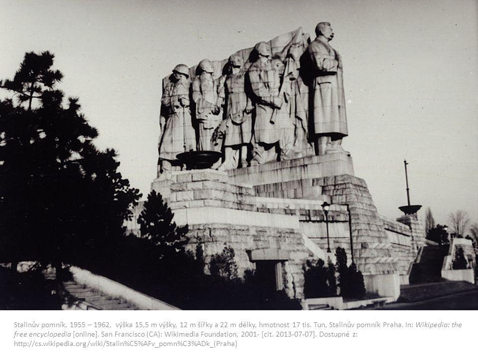 Stalinské represe Stalin se chorobně obával spiknutí Po vítězství následovala obrovská vlna pronásledování skutečných i domnělých nepřátel Politika deportací celých národů (krymští Tataři, Čečenci, národy na Kavkazu) Pronásledování nepřátel na nově ovládnutých územích V koncentračních táborech gulag končí i většina sovětských válečných zajatců Probíhají čistky uvnitř komunistických stran Antisemitismus Tábory důležitou součástí národního hospodářství – Táborů existovaly tisíce – Odhaduje se, že jimi prošlo až 13 mil.