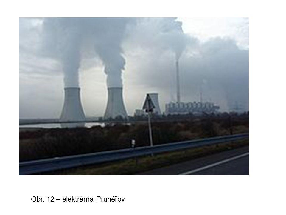 Obr. 12 – elektrárna Prunéřov