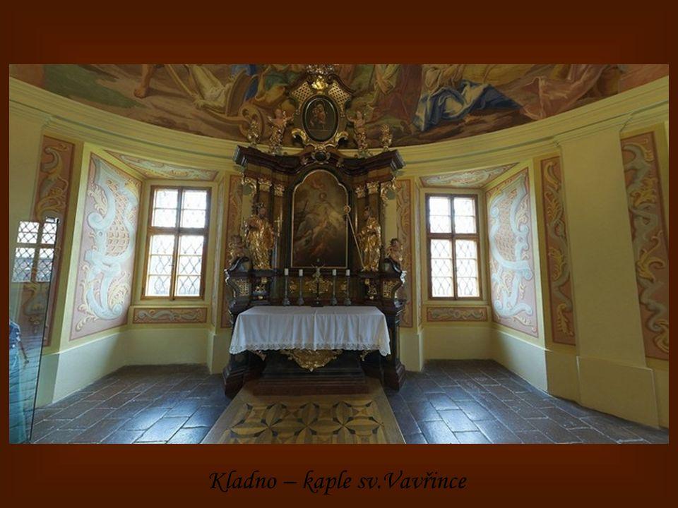 Kladno - kaple
