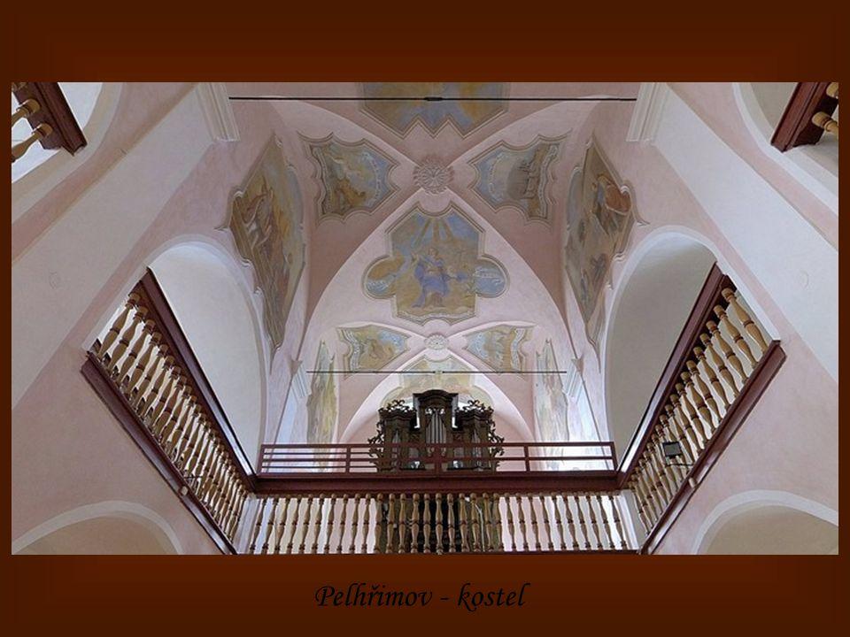 Pelhřimov - kostel