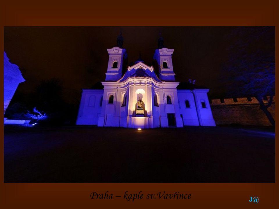 Praha – kostel sv.Jakuba