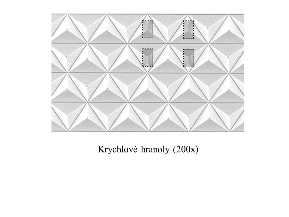 Krychlové hranoly (200x)