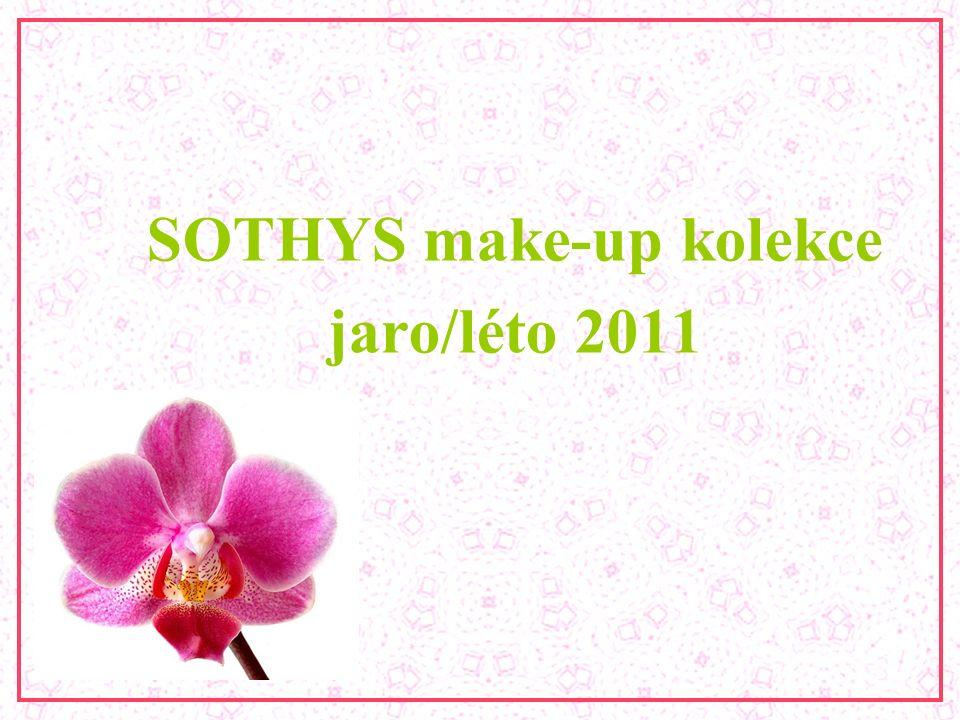 SOTHYS make-up kolekce jaro/léto 2011