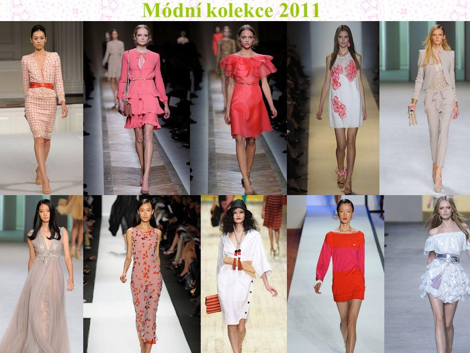 Módní kolekce 2011