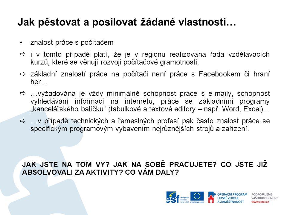 Co se dá dělat s tím, když v Litvínově nevidím svou budoucnost…,….