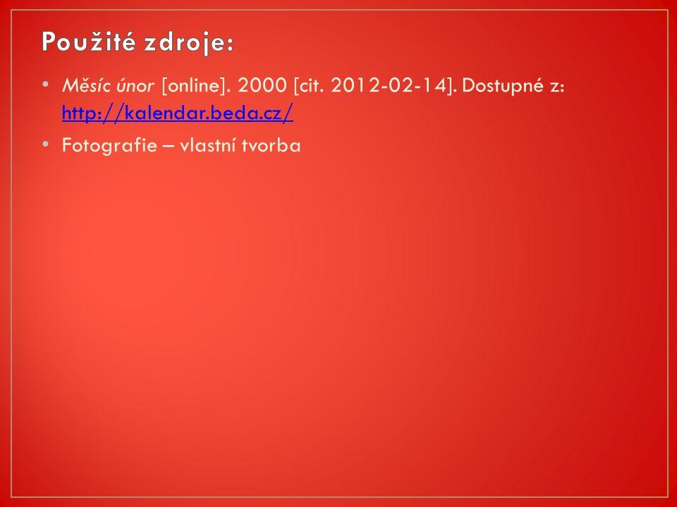 Měsíc únor [online]. 2000 [cit. 2012-02-14].