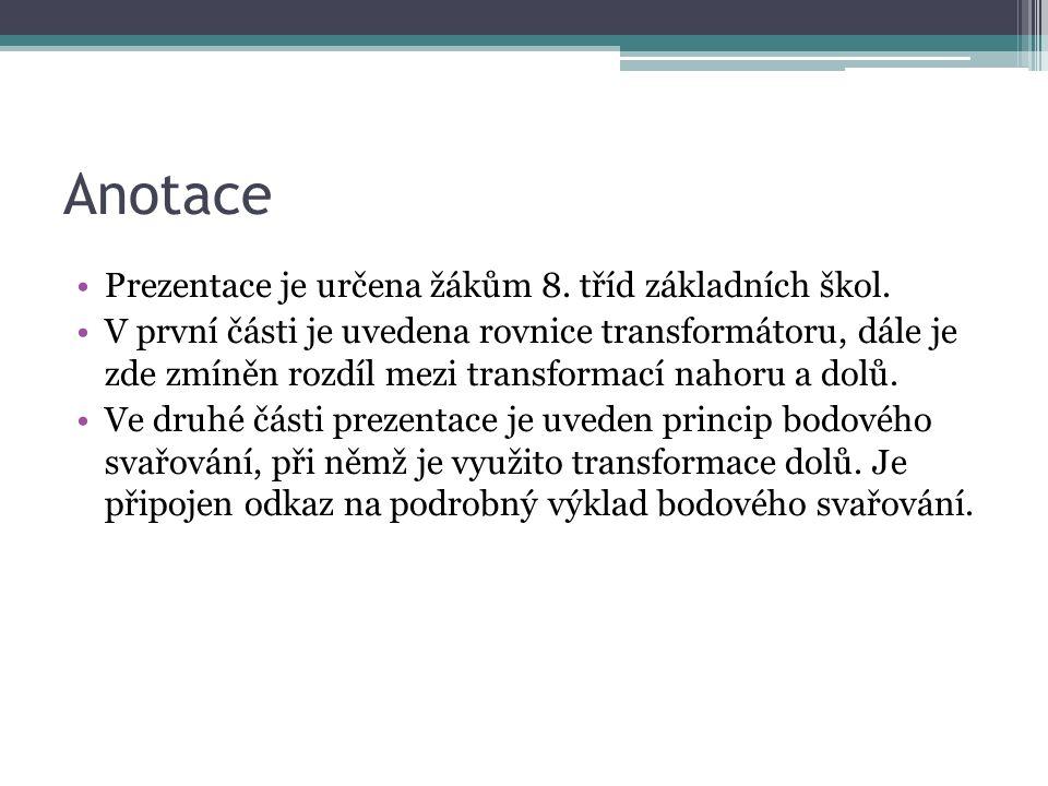 Citace JÁCHIM, František a Jiří TESAŘ.Fyzika pro 8.