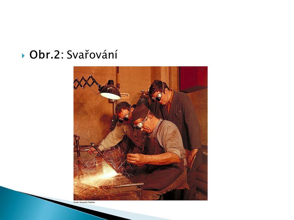  Obr.2: Svařování