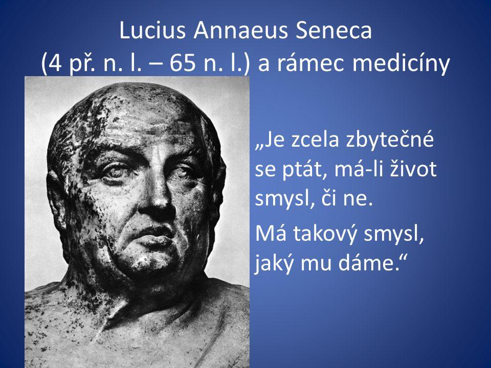 Lucius Annaeus Seneca (4 př.n. l. – 65 n.