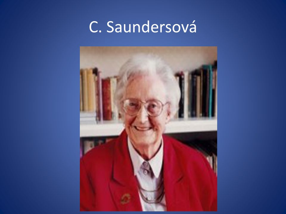 C. Saundersová