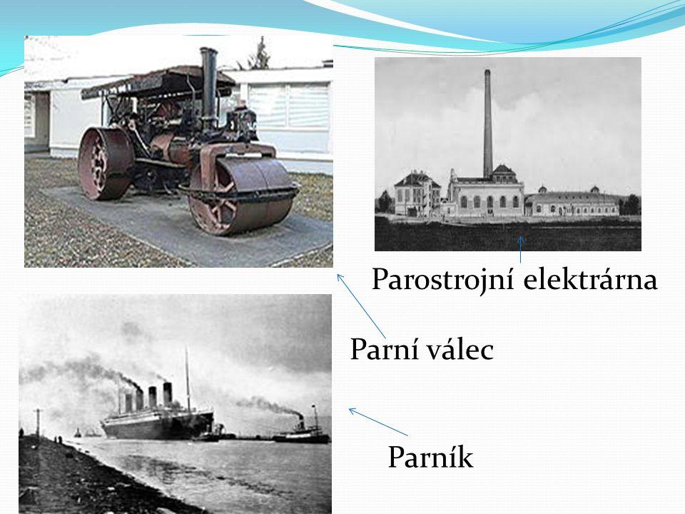 Parník Parní válec Parostrojní elektrárna