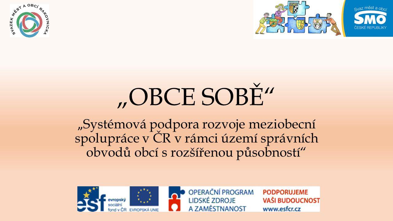 Základní informace o projektu Zdroj OP LZZ Doba trvání 1.5.2013 do 30.6.2015, pro smluvní partnery od 1.11.