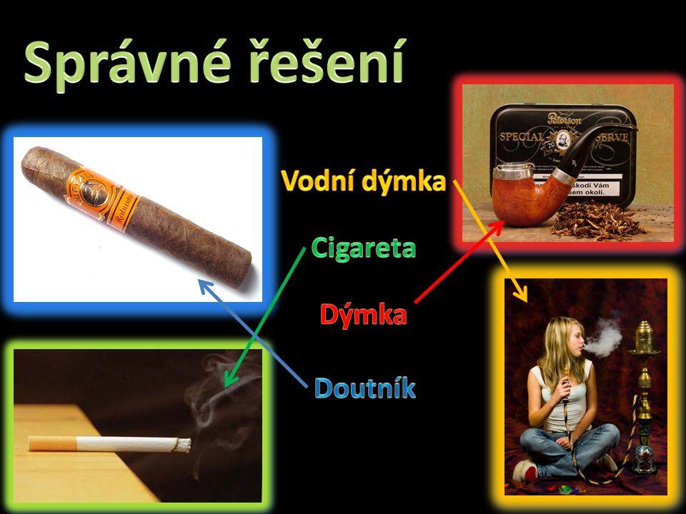 Kouření způsobuje rakovinu plic, což je zhoubné nádorové onemocnění, které postihuje tkáň plic a dýchacích cest.
