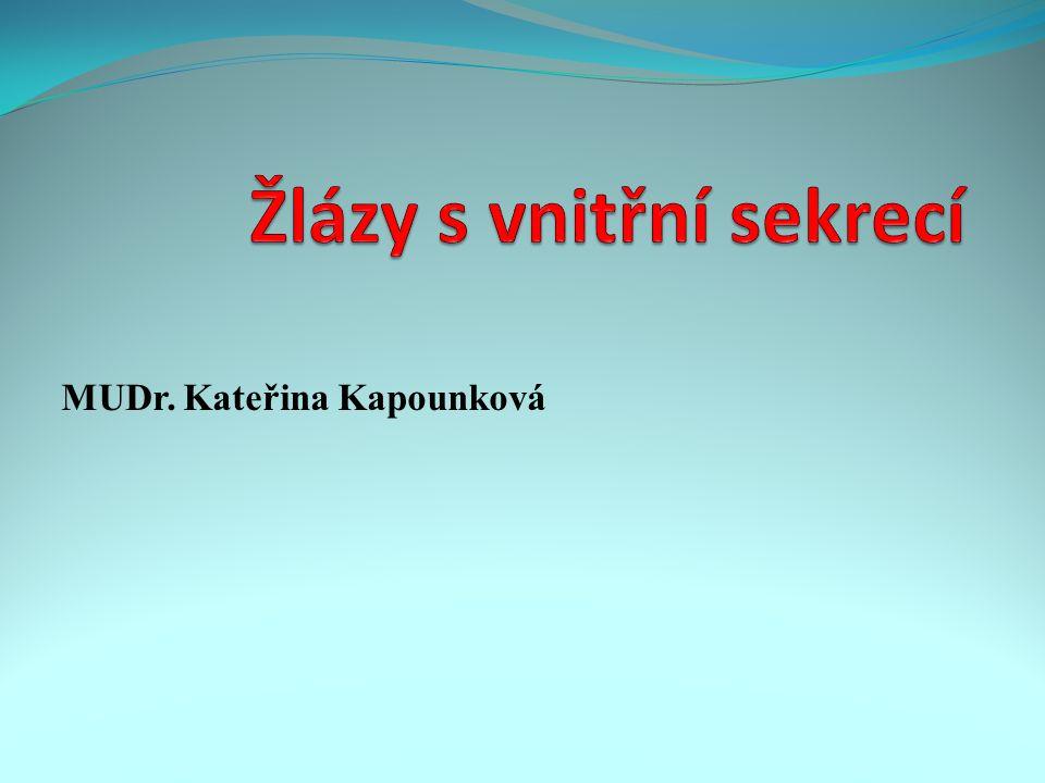 MUDr. Kateřina Kapounková
