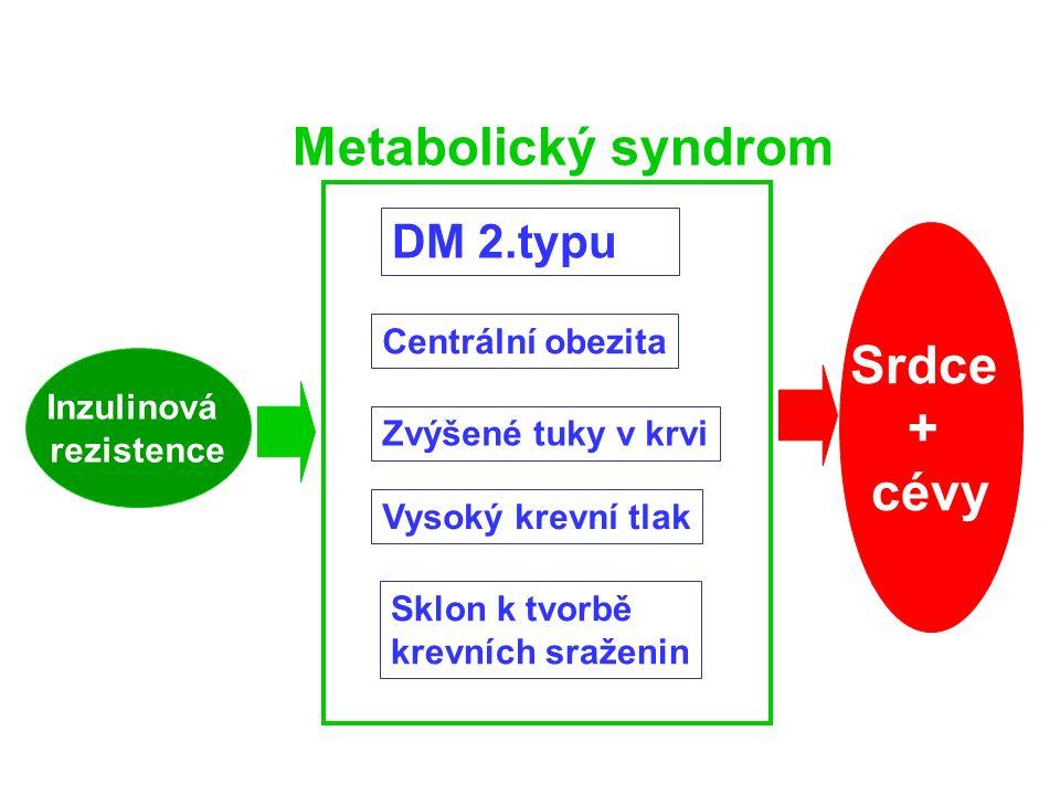 Multifaktoriální intervence u nemocných s DM 2.