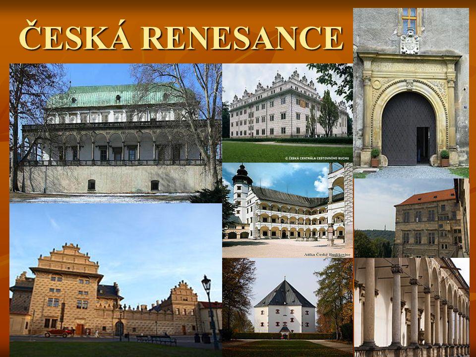 ČESKÁ RENESANCE