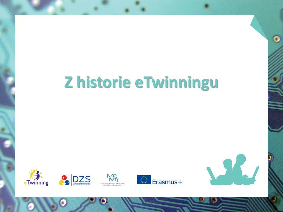 Z historie eTwinningu