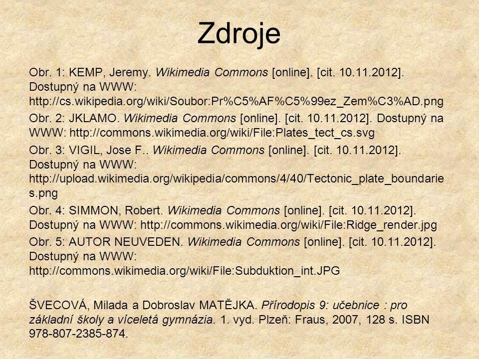 Zdroje Obr. 1: KEMP, Jeremy. Wikimedia Commons [online].