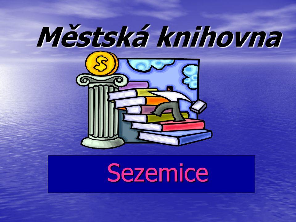 Městská knihovna Sezemice Sezemice