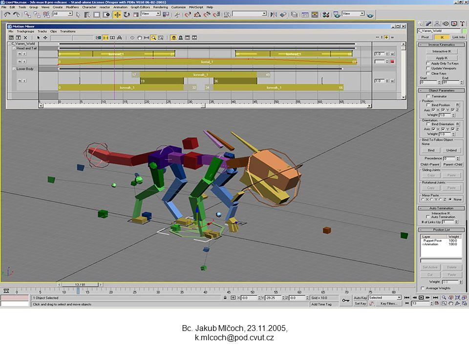 Asset Tracking (sledování účtů) 3ds Max 8 dodává data z Autodesk Vault serveru, řízení dat z bezpečného, centrálního úložiště umožňuje 3ds Max umělcům snadno nalézt odkazy a znovu použít již jednou vytvořené podklady při tvorbě her, vizuálních efektů a jiných projektů.