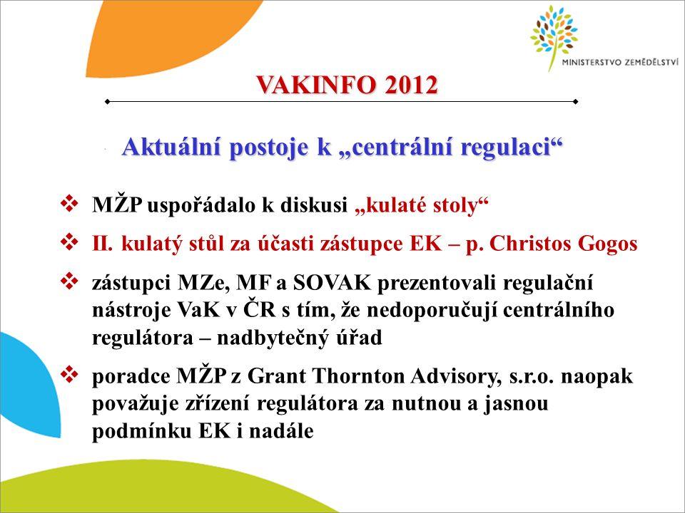 """ MŽP uspořádalo k diskusi """"kulaté stoly  II.kulatý stůl za účasti zástupce EK – p."""