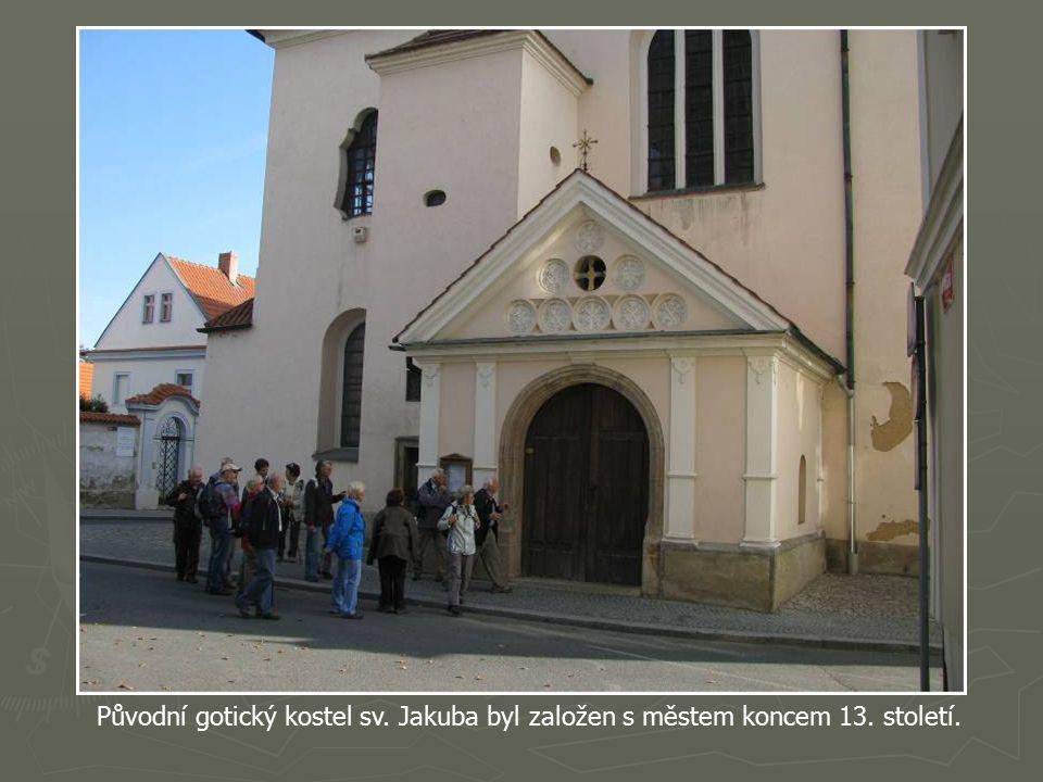 Horní – Plzeňská brána.