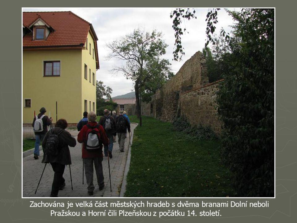 Beroun je historické město na soutoku, Berounky s Litavkou prvně doloženo r.1008 jako osady Brod a Podolí, trhová ves, od r. 1295 královským městem.