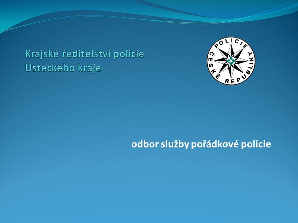odbor služby pořádkové policie