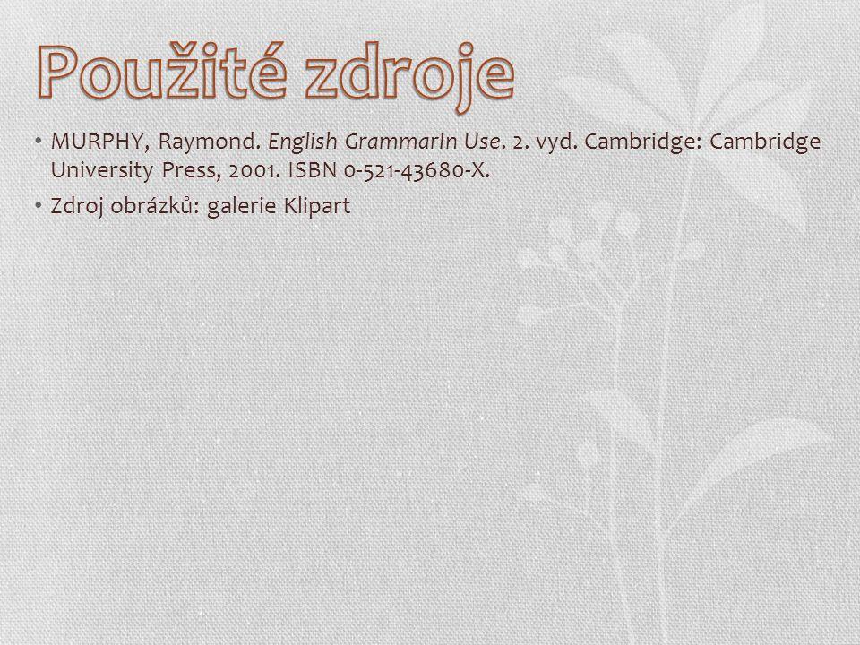 MURPHY, Raymond. English GrammarIn Use. 2. vyd.