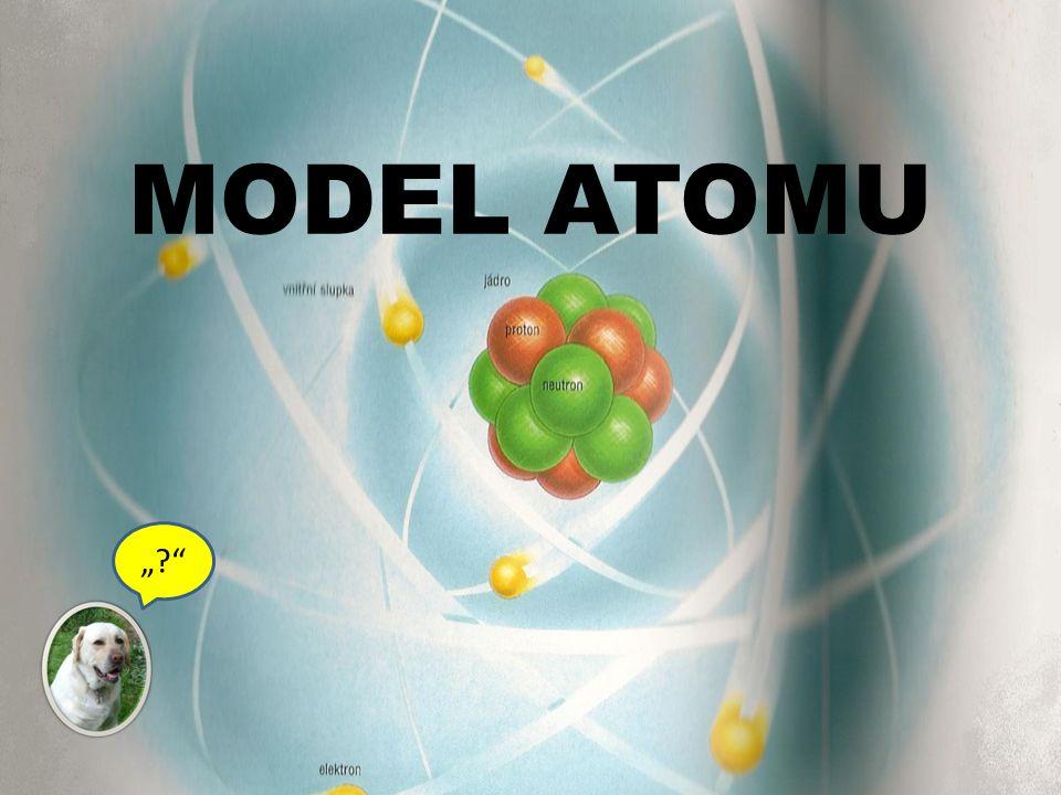 """MODEL ATOMU """"?"""""""
