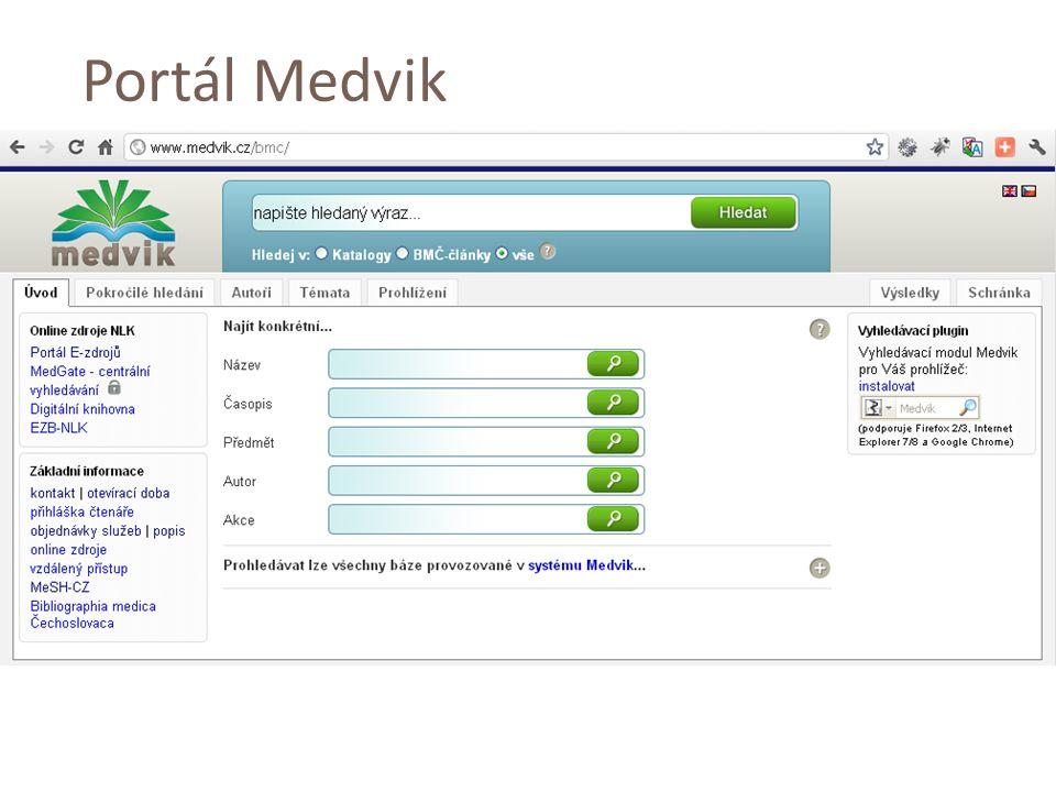 Portál Medvik