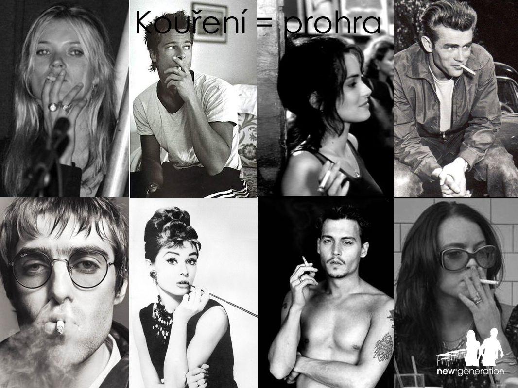 Kouření = prohra
