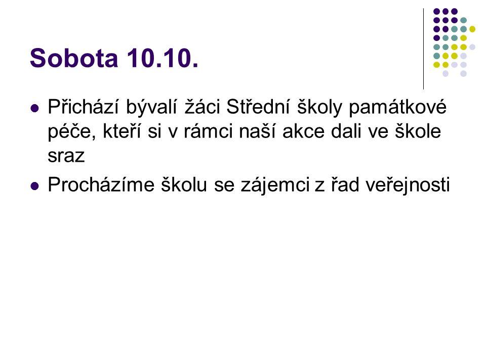 Sobota 10.10.