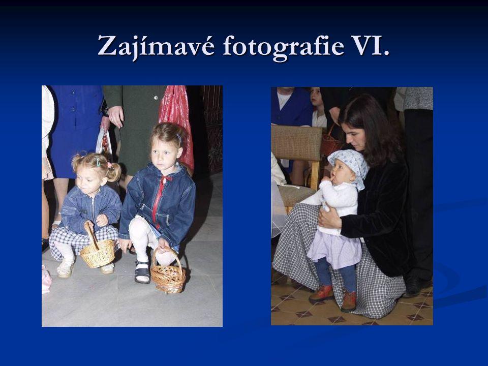 Zajímavé fotografie VI.