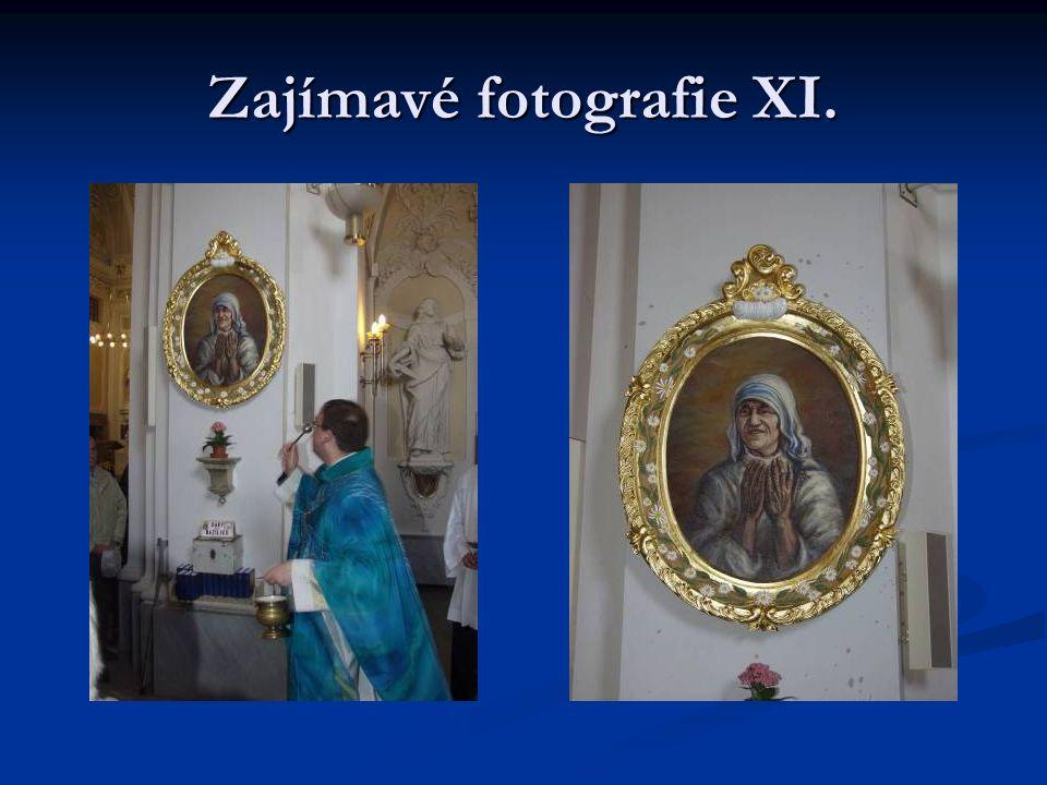 Zajímavé fotografie XII.