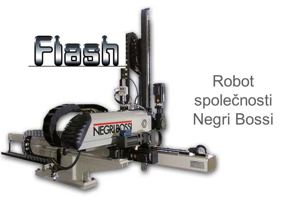 Flash Robot společnosti Negri Bossi