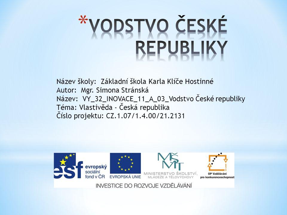 AutorMgr.Simona Stránská Vytvořeno dne11. ledna 2012 Odpilotováno dne20.