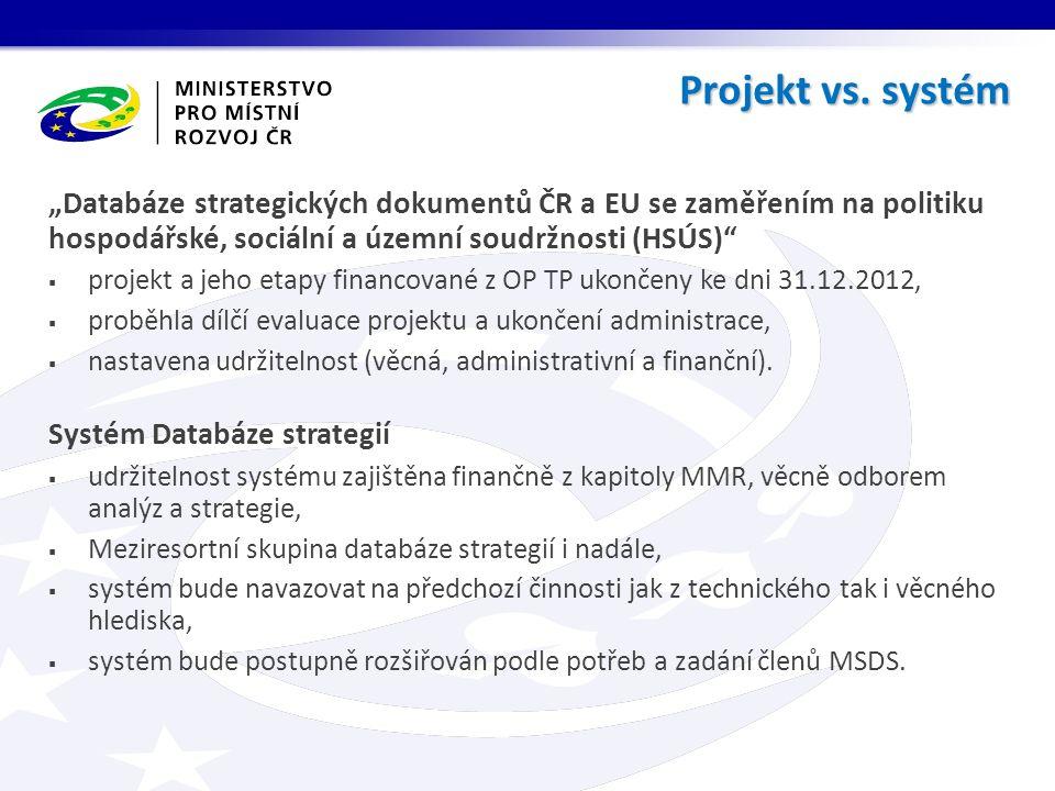 Další nástroje ve vztahu k přípravě programové období 2014-2020